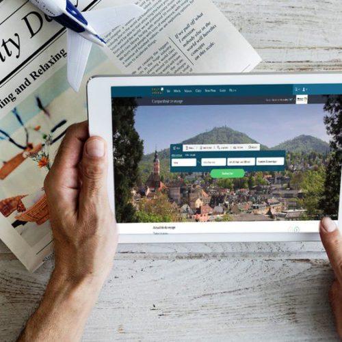 Easyvoyage et Qwant s'associent dans le voyage en ligne