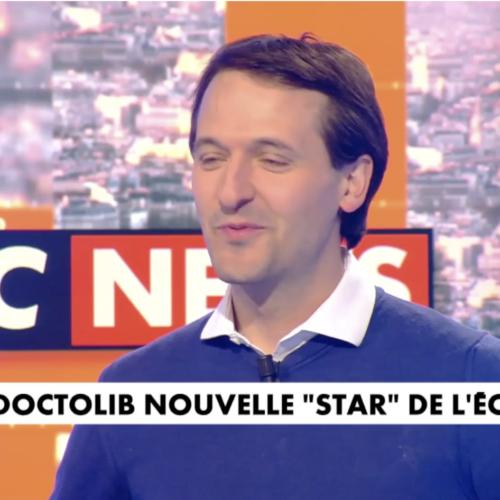 Doctolib, nouvelle «star» de l'économie