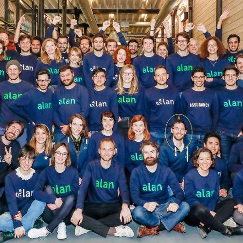 Alan, la startup sans manager, sans négo salariale, sans réunion